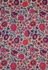 Poppy Rose Liberty 650 Dkr Adult Linen - D' Anjo