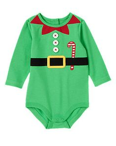 Holiday Elf Bodysuit