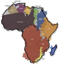 África is Big