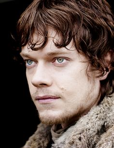 Alfie Allen as Theon Greyjoy. Okay, so I have a crush on him. Haters gonna hate.
