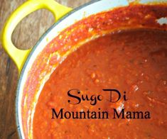 Easy Marinara Recipe