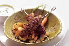 Kijk wat een lekker recept ik heb gevonden op Allerhande! Turkse gehaktkebab