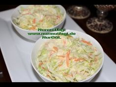 Kfc Salat - Kfc Salata tarifi - kraut Salat - coleslaw - YouTube