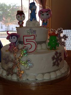 Gracie's 5th Birthday