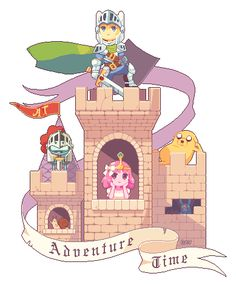 Pixel Adventure Time by DAV-19   Create your own roleplaying game books w/ RPG Bard: www.rpgbard.com   Pathfinder PFRPG Dungeons and Dragons ADND DND OGL d20 OSR OSRIC Warhammer 40000 40k Fantasy Roleplay WFRP Star Wars Exalted World of Darkness Dragon Age Iron Kingdoms Fate Core System Savage Worlds Shadowrun Dungeon Crawl Classics DCC Call of Cthulhu CoC Basic Role Playing BRP Traveller Battletech The One Ring TOR fantasy science fiction horror
