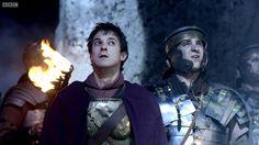 Arthur Darvill as Rory the Roman
