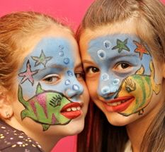 Birthday Party Ideas - Under the Sea Party - Party planning ideas for children's…