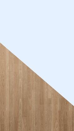 Periwinkle + Wood Grain | Free iPhone 6 Wallpaper