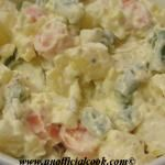 Philippine-Style Potato Salad