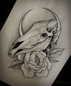 great angle, I like the neck bones included. different flowers