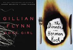 The two have been compared, gone girl being my favourite, both equally twisted but not everyone's cup of tea