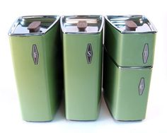 ~ Canisters