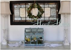 Spring Decorating » All Things Heart and Home
