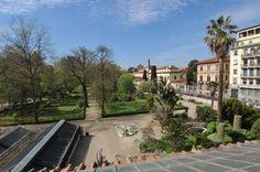 Giardino botanico firenze firenze italia italia fotografia