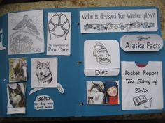 Alaska:  Iditarod