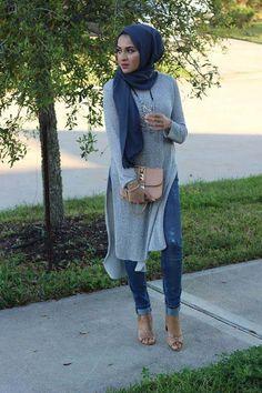 Casual Style Hijab5