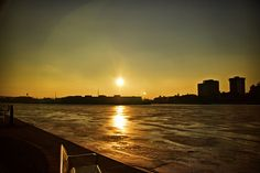 toledo ohio sunset by nikki12676, via Flickr