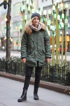 Amy Creyer's Chicago Street Style Blog
