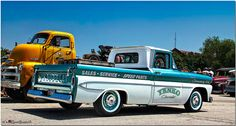 Don Yenko's Chevy Shop Truck