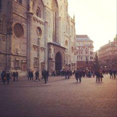 Wien um Stephansplatz