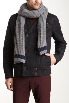 Gran Sasso Cashmere Scarf by Fall Preview on @HauteLook