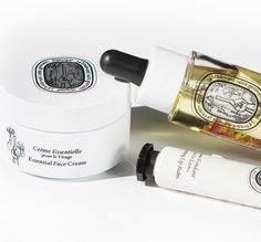 Luxe Candle Line Offers Up Floral Skincare Options  Diptyque is further expanding its skincare line with a face cream, facial oil, and a lip balm that smell just as amazing as their iconic candles. http://preen.inquirer.net/31088/luxe-candle-line-offers-up-floral-skincare-options