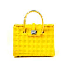 0a7f7f3392 Multicolor clutch bulk version made entirely of LEGO by agabag    If I  carried a purse