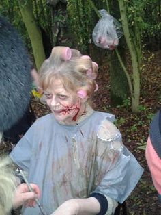 Essex Home Learning offer an accredited Stage and Special Effects Make-up  Theme: Halloween  http://www.beautyguild.com/training-provider.asp?mode=td=1280