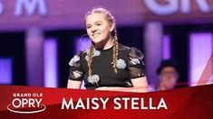 """Maisy Stella - """"Have A Little Faith In Me""""   Live at the Grand Ole Opry   Opry"""