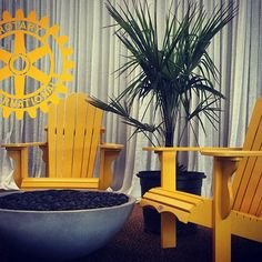 We're proud to be a sponsor of the Richmond chapter Rotary International Club Auction this Friday! Our Zen fire bowl is up at the block.    We believe it's important to be a part of your local community and do what you can to support each other.   #dreamcastdesigns #charity #rotaryinternational #community #doyourpart #auction