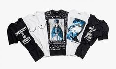 Nicola Formichetti for Diesel Reboot Tee Collection
