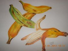go bananas! - Sketching by Divya Jain at touchtalent 18756