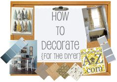 Everything you've ever wanted to know on Home Decorating! From the great Home stories A toZ!