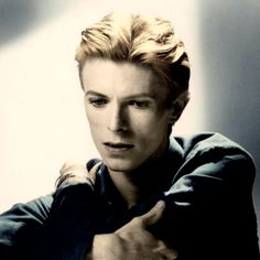 David Bowie by Tom Kelley, 1976