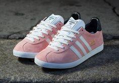Adidas Gazelle OG- Fade Rose