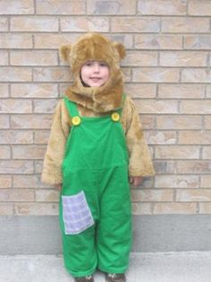 CORDUROY | classic favorite children's book character makes for a classic favorite costume