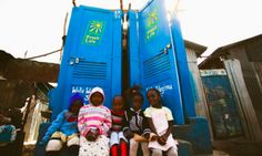 Company Brings Toilets To Kenya Slums, Turns Waste Into Fertilizer