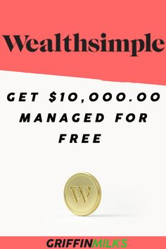 Wealthsimple Review & RESULTS After 1 year |Robo Investor Financial Trading Platform |2019-2020 #wealthsimple #finance #review #wealthsimplereview Make Money Blogging, Make Money From Home, Make Money Online, Saving Money, How To Make Money, Investing Apps, Dividend Investing, Money Management, Investors