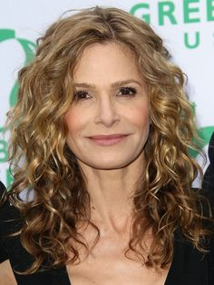 Curly Hairstyles Women Over 50....