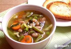 Cheeseburger Chowder, Thai Red Curry, Soup Recipes, Ethnic Recipes, Desserts, Food, Minden, Soups, Kitchen