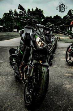 Kawasaki zx1000 *.* oh my good I love it :3