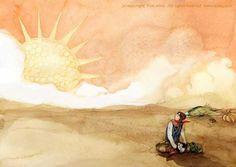 çizgili masallar: The Little Prince by Kim Minji