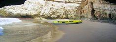 Piragüismo en el Cabo de Gata (Almería) / Canoeing in Cabo de Gata Natural Park (Almería)