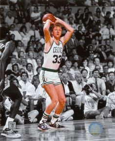 Larry Bird (Great Player) to believe I use to play this man out smh shame on me