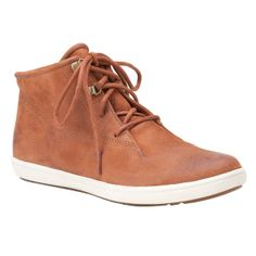 Timberland - Women's Earthkeepers® Northport Roll-Top Chukka Brown