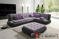 Moderná sedacia súprava Gloria 1   MT-nábytok.sk #couch #sofa #divan #settee