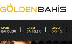 Goldenbahis sanal bahis sitesi, ülkemizde yakın zamanda hizmet vermeye başlamış sanal bahis sitelerinden biridir. Golden bahis sanla bahis sitesi 2 dilde kullanıcılarına hizmet vermektedir. Site genel olarak sarı ve siyah ağırlıklı bir şekilde oluşturulmuştur. Sitenin üst kısmında yatay bir şekilde site menüsü görülmek