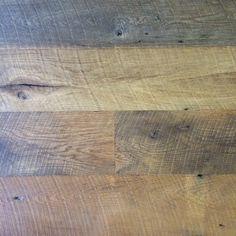 reclaimed wire brushed oak flooring