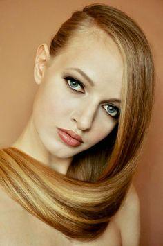 """Autumn is coming"" Model: Anna Maria Stańczak MUA/Hair: Natalia Listkowska"