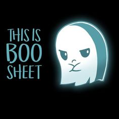 Boo Sheet T-Shirt TeeTurtle